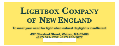 LIGHTBOX COMPANY
